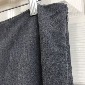 The Limited Gray Stretch Dress Pants